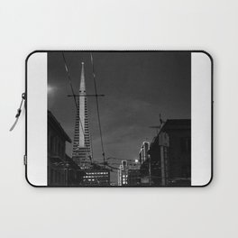 Transamerica Tower San Francisco Laptop Sleeve