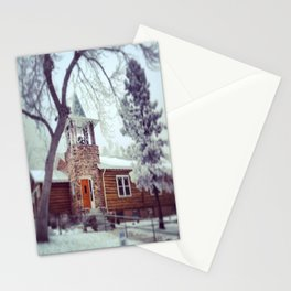 Church in the Vail Stationery Cards