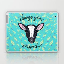 Change Your Perspective White Blaze Laptop & iPad Skin