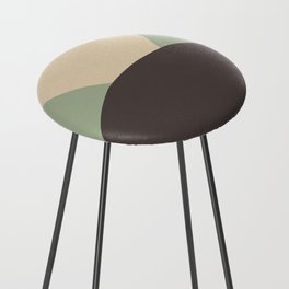 Deyoung Chocomint Counter Stool