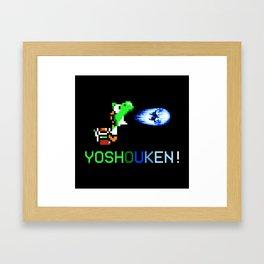 YOSHOUKEN! Framed Art Print