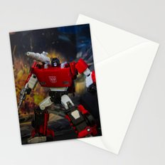 Sideswipe, Roll Out!!! Stationery Cards