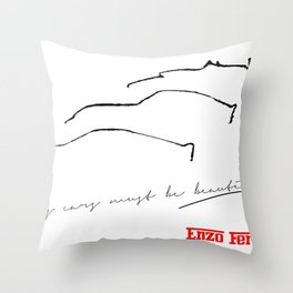 Beautiful Throw Pillow