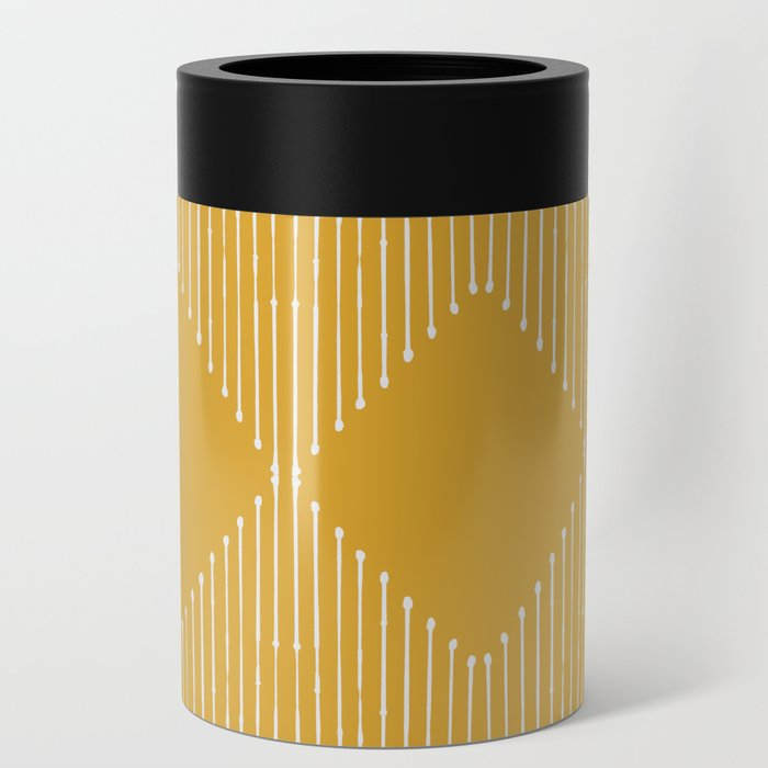 Geo / Yellow Can Cooler