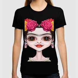 Frida's Flowers T-shirt