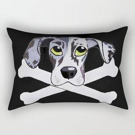 Nyx the Great Dane Rectangular Pillow
