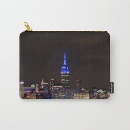 Midtown Manhattan at Night Carry-All Pouch