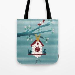 Cuckoo Tree  Tote Bag