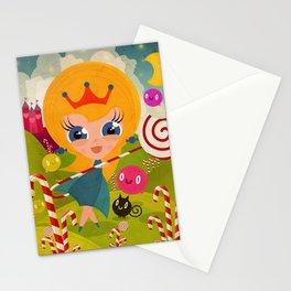 Caramel Princess Stationery Cards