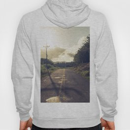 The dusty road Hoody