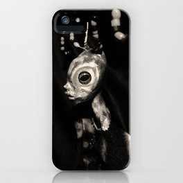 art doll, insect iPhone Case