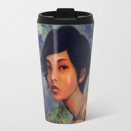 She Dreams in Color Travel Mug