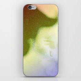 portrait iPhone Skin