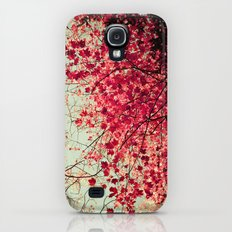 Autumn Inkblot Slim Case Galaxy S4
