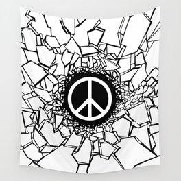 Peacebreaker II Wall Tapestry