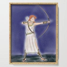 Artemis Serving Tray