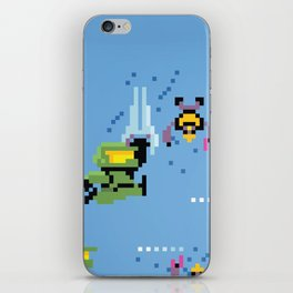 Tragic Kingdom iPhone Skin