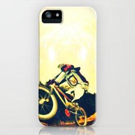 jdm bmx iPhone Case