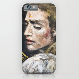 Archangel Uriel iPhone Case