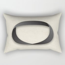 Möbius strip Rectangular Pillow