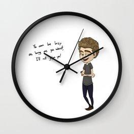 I'll not judge you! Wall Clock