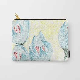 flower III Carry-All Pouch