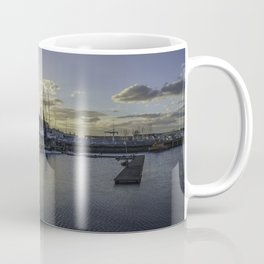 Dun Laoghaire Harbour Co Dublin Coffee Mug