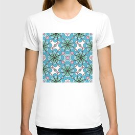 Floral Lattice T-shirt