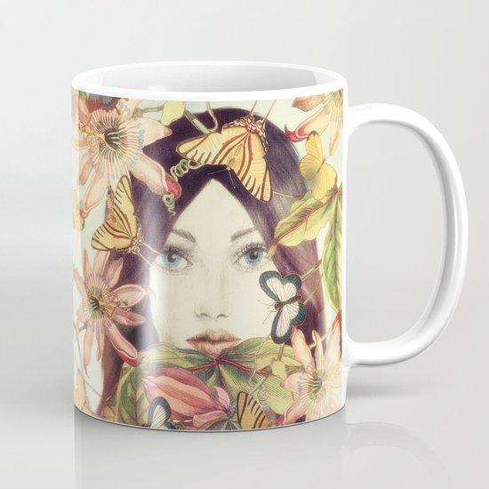 Whispers From A Secret Garden Mug