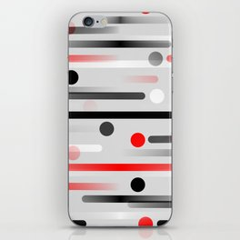 Speed of Life - Abstract iPhone Skin