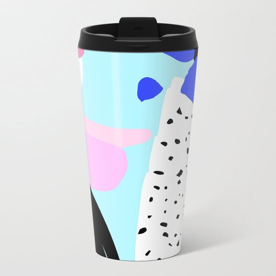 Creme de la creme Metal Travel Mug