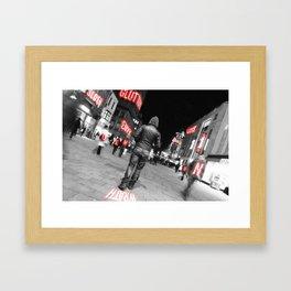 Limbo- Demons Framed Art Print