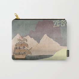Ship - inspired by Zebrat Carry-All Pouch