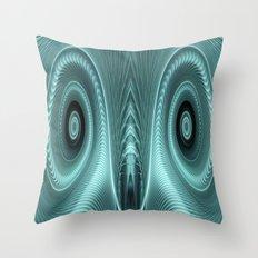 Electric Sheep Throw Pillow