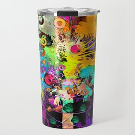 TieDie Palm Tree Travel Mug