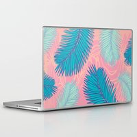 palm Laptop & iPad Skins featuring Palm by haytay