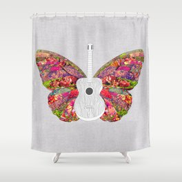 No Strings Attached Shower Curtain