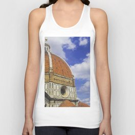 Duomo's Cupola - Florence Unisex Tank Top