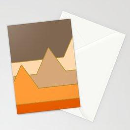 Orange Mountains #society6 #decor #buyart Stationery Cards