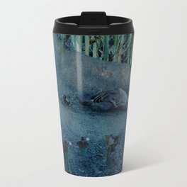 Dearly Departed - (A Fairy Funeral) Travel Mug