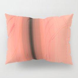 Soft Peach Pillow Sham
