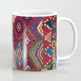 Jaff  Antique Kurdish Persian Tribal Bag Face Coffee Mug