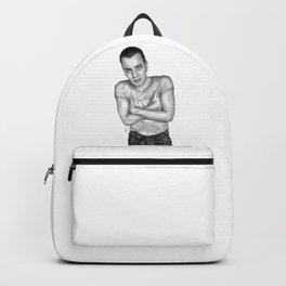 Ewan McGregor Portrait Backpack
