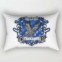 Ravenclaw Color Crest Rectangular Pillow