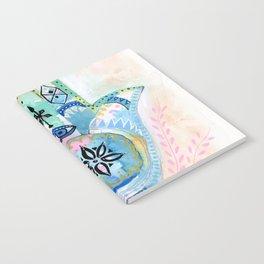 Morocco Hamsa Hand Notebook
