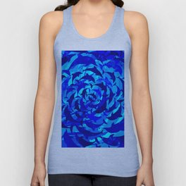 dolphins A Unisex Tank Top