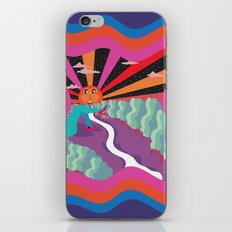 Peeper's Paradise iPhone & iPod Skin