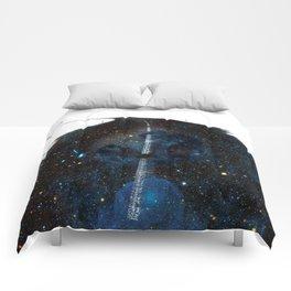 Galaxy Road Comforters