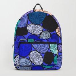 Abstract Circles Pattern 02 Backpack