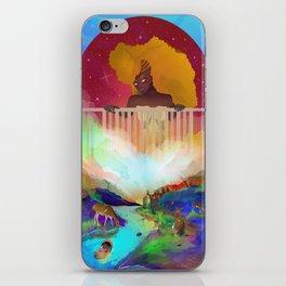 Cradle of Joy iPhone Skin